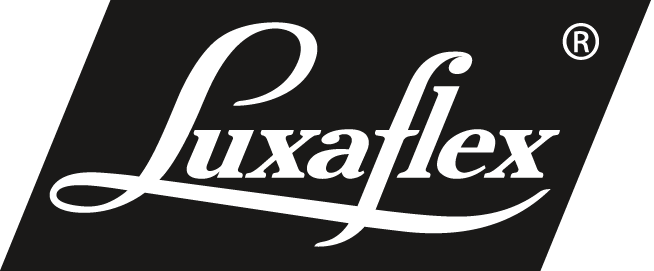 Luxaflex binnenzonwering en Van Ewijk Zonwering - Logo