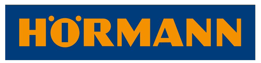 Hörmann garagedeuren en Van Ewijk Zonwering - Logo