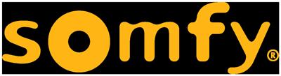 Somfy buismotoren en Van Ewijk Zonwering - Logo