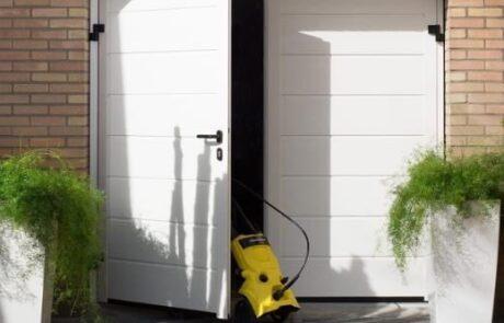 Hormann Openslaande garagedeur