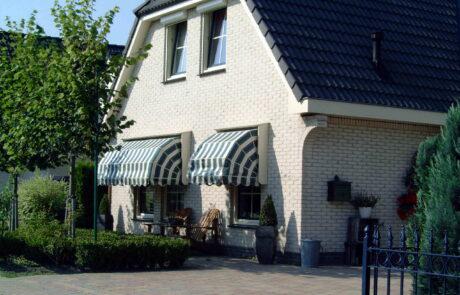 Markiezen op maat bij Van Ewijk Zonwering in Lelystad Dronten Swifterbant en Almere 01