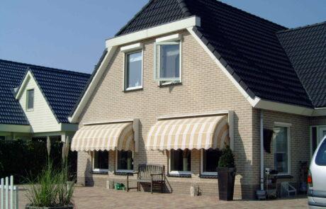 Markiezen op maat bij Van Ewijk Zonwering in Lelystad Dronten Swifterbant en Almere 02