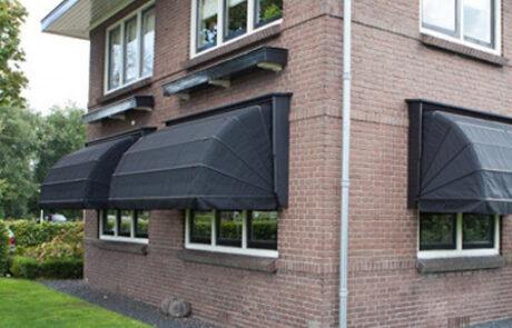 Markiezen op maat bij Van Ewijk Zonwering in Lelystad Dronten Swifterbant en Almere 03