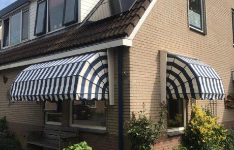 Markiezen op maat bij Van Ewijk Zonwering in Lelystad Dronten Swifterbant en Almere 04