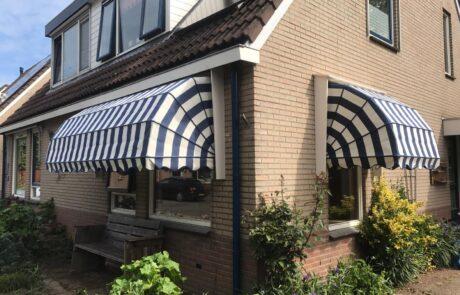 Markiezen op maat bij Van Ewijk Zonwering in Lelystad Dronten Swifterbant en Almere 05