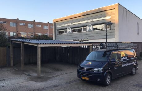 Overkapping op maat bij Van Ewijk Zonwering in Lelystad Dronten Swifterbant en Almere 06
