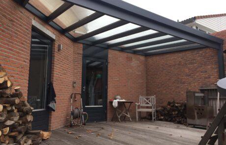 Overkapping op maat bij Van Ewijk Zonwering in Lelystad Dronten Swifterbant en Almere 09 scaled