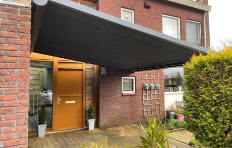 Pergola zonwering op maat bij Van Ewijk Zonwering in Lelystad Dronten Swifterbant en Almere 0F