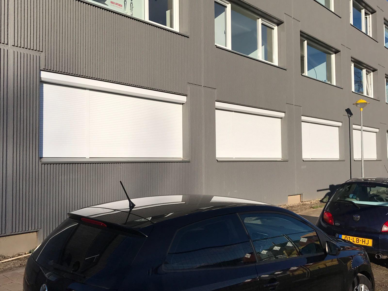 Rolluiken op maat bij Van Ewijk Zonwering in Lelystad Dronten Swifterbant en Almere 02