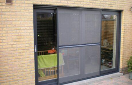 Schuifhordeuren op maat bij Van Ewijk Zonwering in Lelystad Dronten Swifterbant en Almere 00