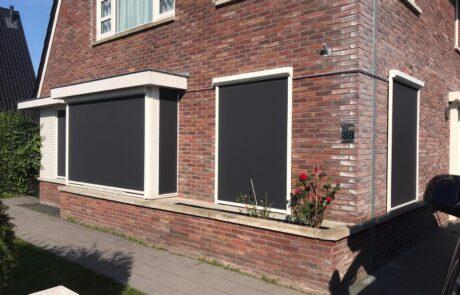 Screens en zipscreens op maat bij Van Ewijk Zonwering in Lelystad Dronten Swifterbant en Almere 03