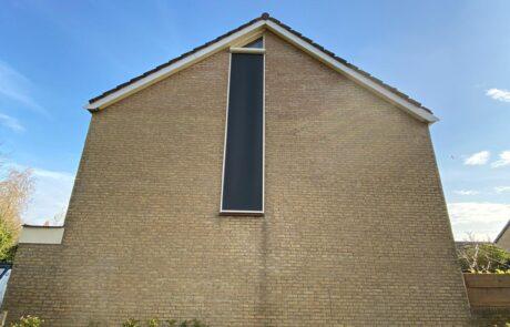 Screens en zipscreens op maat bij Van Ewijk Zonwering in Lelystad Dronten Swifterbant en Almere 08