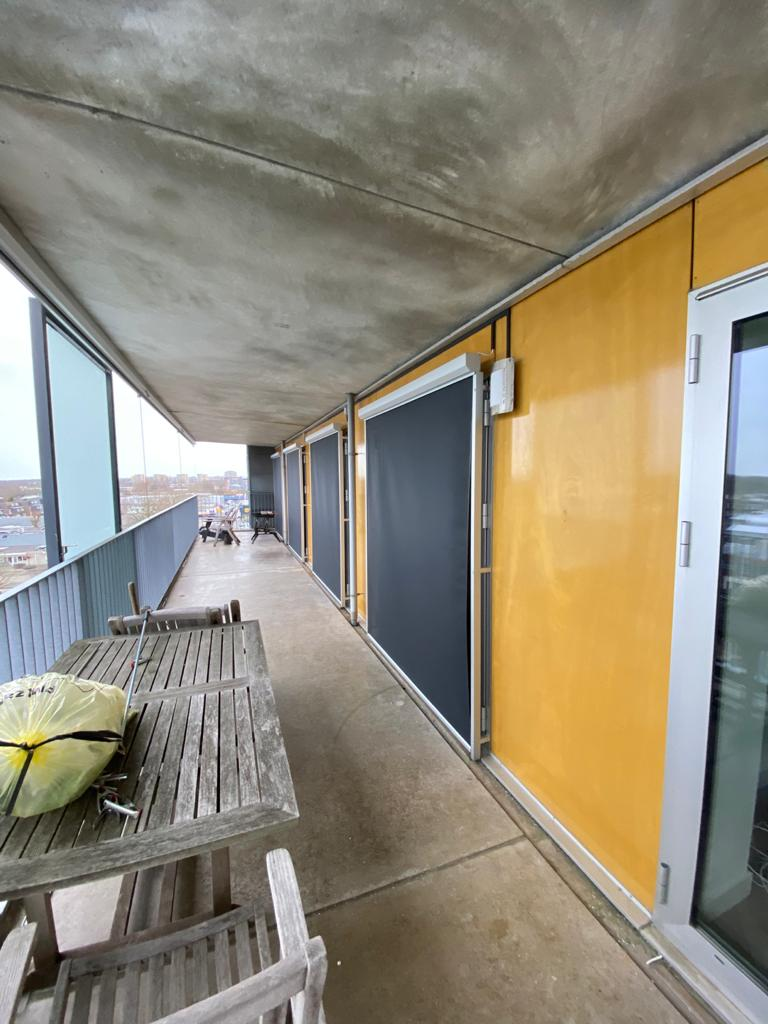 Screens en zipscreens op maat bij Van Ewijk Zonwering in Lelystad Dronten Swifterbant en Almere 0A