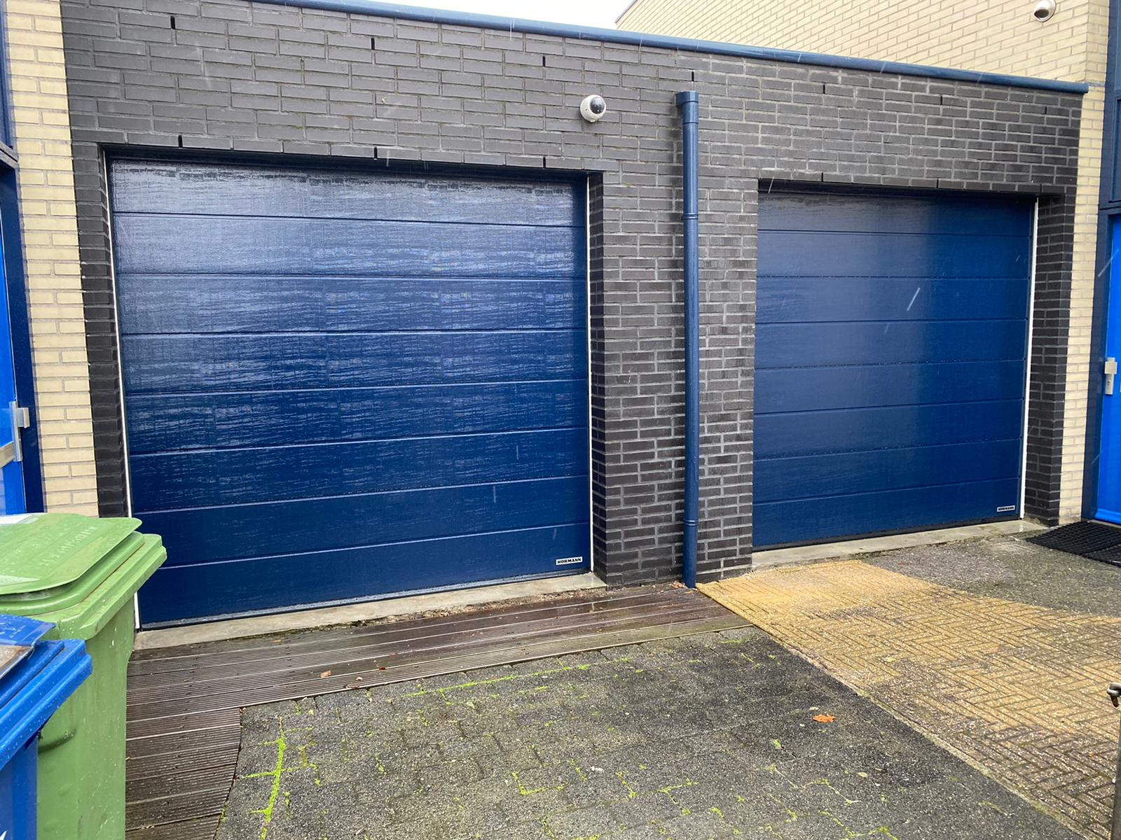 Sectionaaldeuren op maat bij Van Ewijk Zonwering in Lelystad Dronten Swifterbant en Almere 12