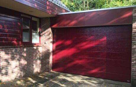 Sectionaaldeuren op maat bij Van Ewijk Zonwering in Lelystad Dronten Swifterbant en Almere 3 scaled