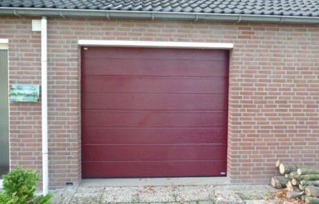 Sectionaaldeuren op maat bij Van Ewijk Zonwering in Lelystad Dronten Swifterbant en Almere 5 scaled