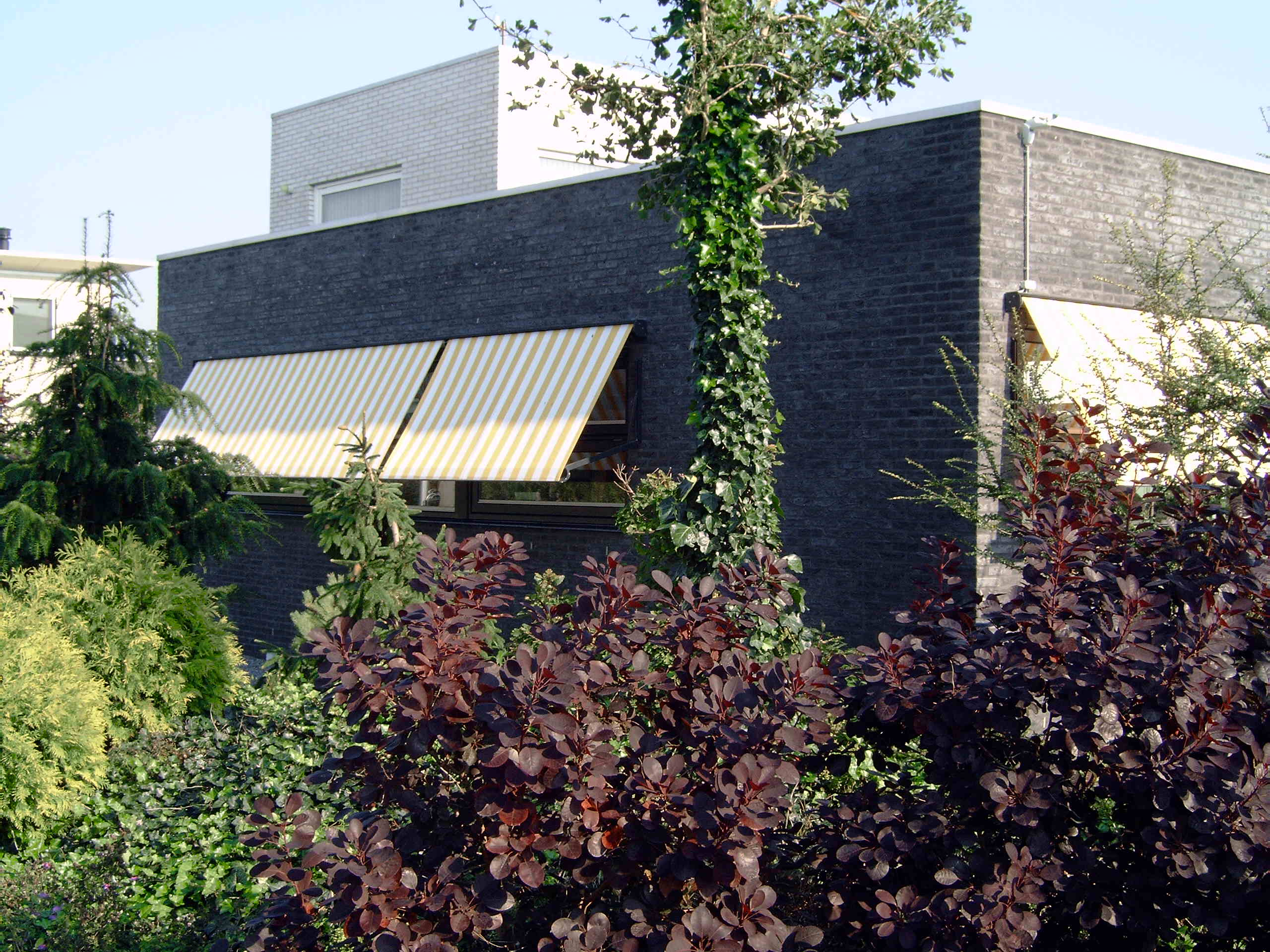 Uitvalschermen en markisolettes op maat bij Van Ewijk Zonwering in Lelystad Dronten Swifterbant en Almere 03