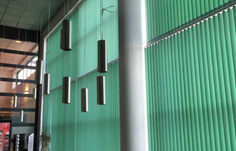 Van Ewijk Zonwering Projectzonwering en Brandweer Lelystad scaled