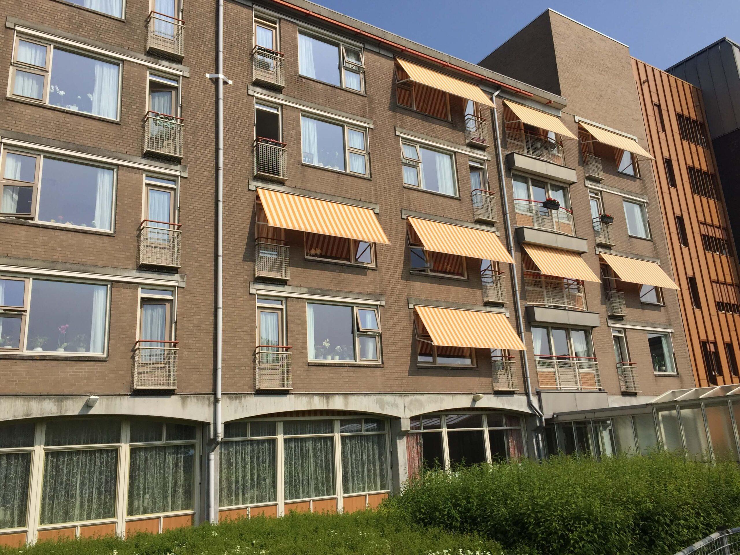 Van Ewijk Zonwering Projectzonwering en Coloriet Dronten scaled