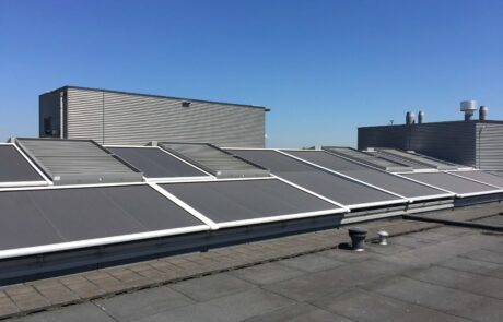 Van Ewijk Zonwering Projectzonwering en Coloriet Laarstaete Lelystad scaled