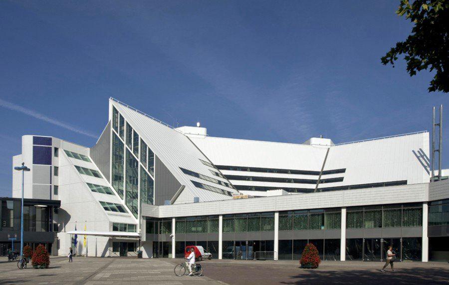 Van Ewijk Zonwering Projectzonwering en Gemeente Lelystad