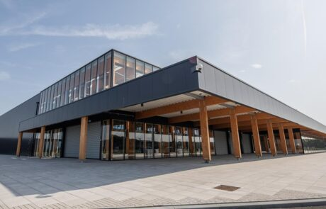 Van Ewijk Zonwering Projectzonwering en Lelystad Airport