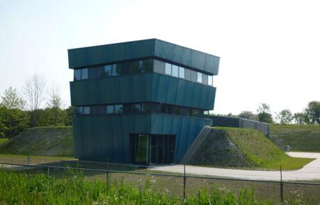 Van Ewijk Zonwering Projectzonwering en Vitens