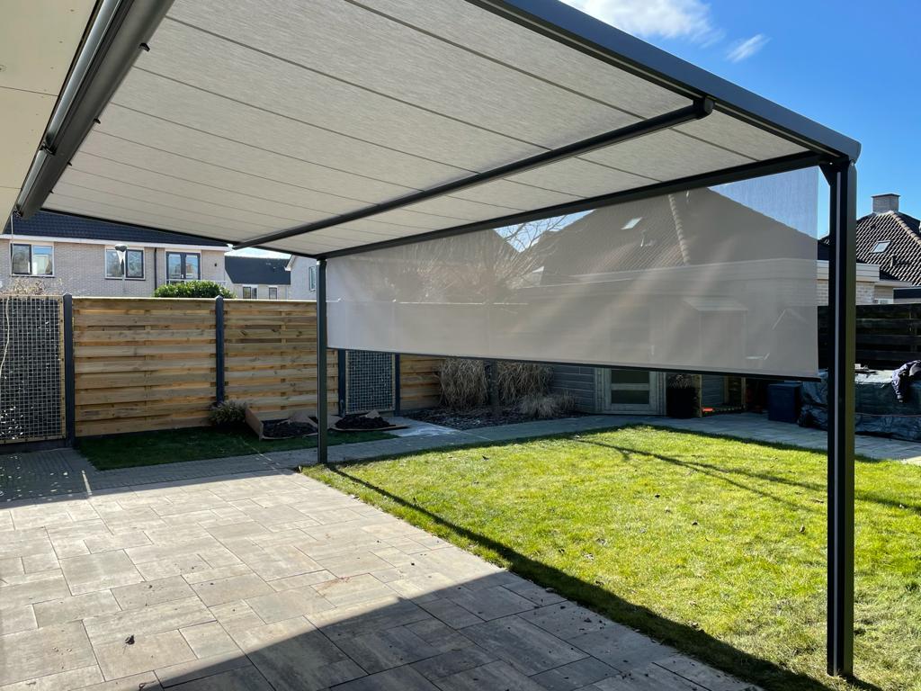 Veranda screens en zipscreens op maat bij Van Ewijk Zonwering in Lelystad Dronten Swifterbant en Almere 05