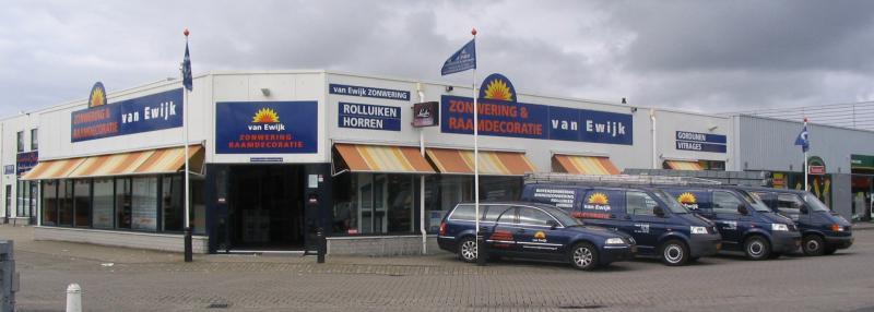 Vestiging Van Ewijk Zonwering