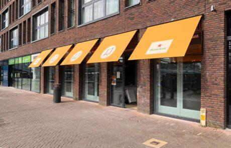 Zonneschermdoeken op maat bij Van Ewijk Zonwering in Lelystad Dronten Swifterbant en Almere