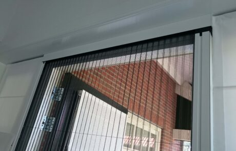 plissehordeuren op maat bij Van Ewijk Zonwering in Lelystad Dronten Swifterbant en Almere 0F scaled