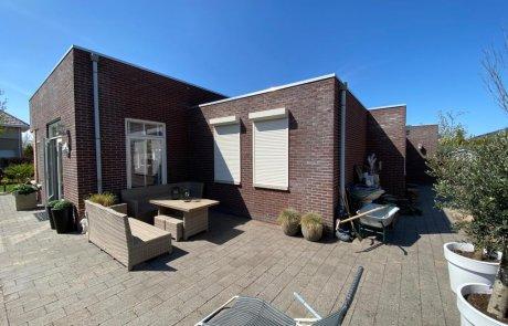 Rolluiken op maat bij Van Ewijk Zonwering in Lelystad Dronten Swifterbant Biddinghuizen en Almere