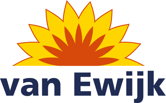Van Ewijk Zonwering B.V. Lelystad Logo